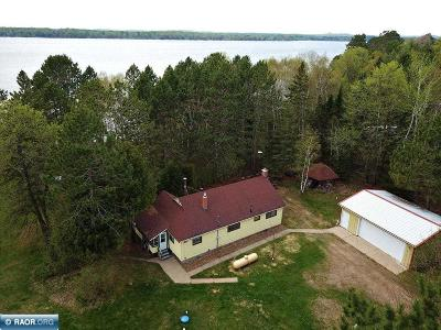 Itasca County Single Family Home For Sale: 30079 E Shore Dr