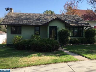 Hibbing, Chisholm Single Family Home For Sale: 510 6th St NW