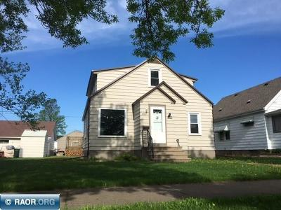 Hibbing, Chisholm Single Family Home For Sale: 2517 3rd Avenue W.