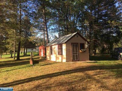 Itasca County Single Family Home For Sale: 42969 County Rd 538
