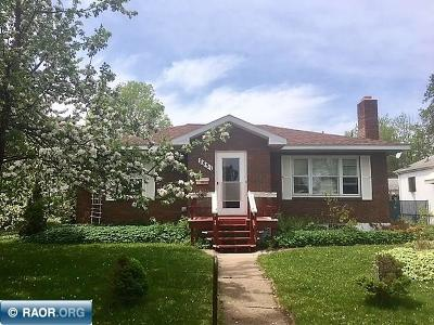Hibbing, Chisholm Single Family Home For Sale: 2821 W 2nd Ave