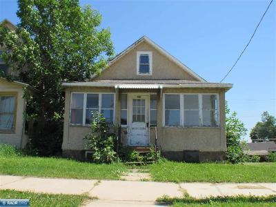 Hibbing, Chisholm Single Family Home For Sale: 412 Central Avenue S