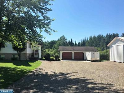 Hibbing, Chisholm Single Family Home For Sale: 5709 Baich Rd