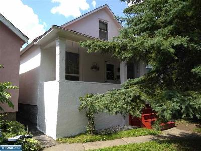 Hibbing, Chisholm Single Family Home For Sale: 2317 4th Ave West