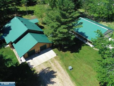 Single Family Home For Sale: 31210 County Rd 67