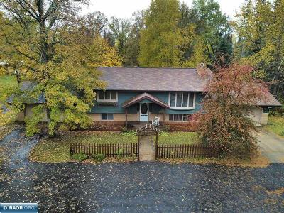 Grand Rapids Single Family Home For Sale: 700 Trout Lake Rd