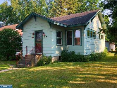 Koochiching County Single Family Home For Sale: 615 5th St