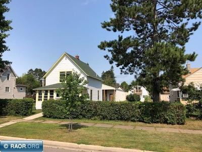 Single Family Home For Sale: 216 E Minnesota Ave