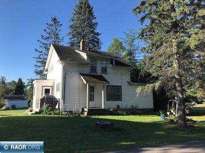 Hibbing, Chisholm Single Family Home For Sale: 4506 3rd Ave. E.