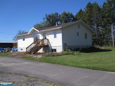 Itasca County Single Family Home For Sale: 11425 Co Rd 16