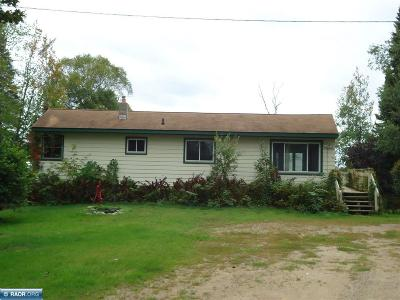 Hibbing, Chisholm Single Family Home For Sale: 1765 Janet Lake Road
