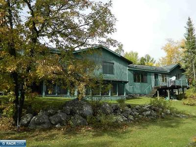 Koochiching County Single Family Home For Sale: 2398 County Road 96