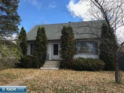 Hibbing, Chisholm Single Family Home For Sale: 3854 2nd Ave. W.