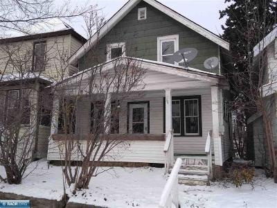 Hibbing, Chisholm Single Family Home For Sale: 402 SW 5th Street