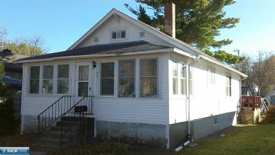Koochiching County Single Family Home For Sale: 417 8th Street