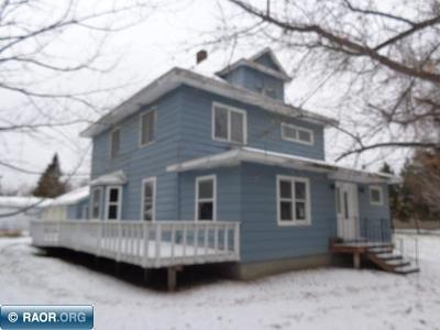 Koochiching County Single Family Home For Sale: 505 McPherson St