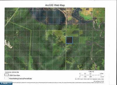 Koochiching County Residential Lots & Land For Sale: Highway 65