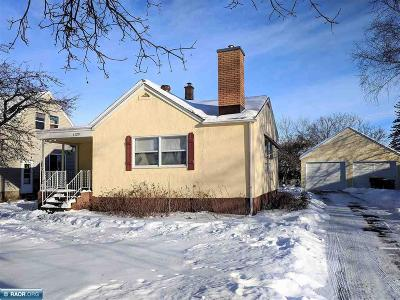 Single Family Home For Sale: 1123 8th Avenue