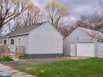 Koochiching County Single Family Home For Sale: 1323 First Avenue East