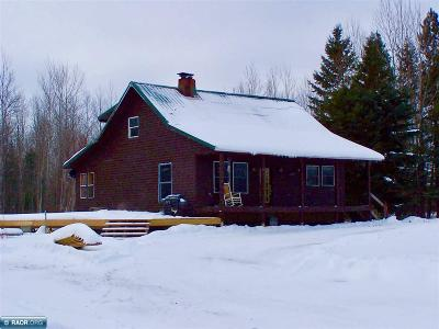 Koochiching County Single Family Home For Sale: 4432 West County Road 3