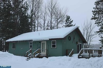 Single Family Home For Sale: 6141 Leisure Lake Rd