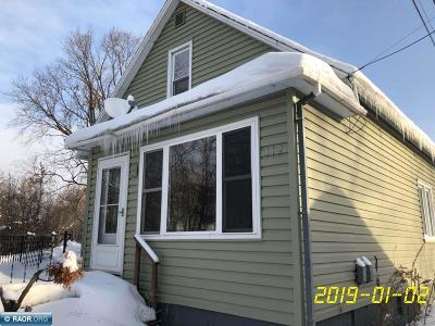 Single Family Home For Sale: 112 9th Street S