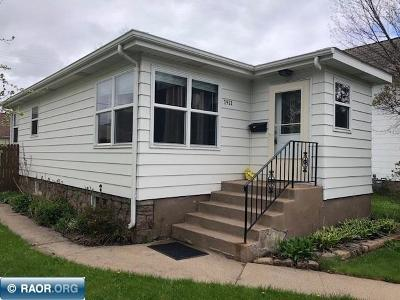 Single Family Home For Sale: 1911 E 6th Ave