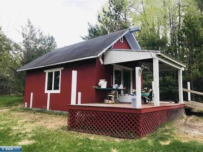 Itasca County Single Family Home For Sale: 21466 685th Ln