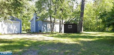 Hibbing, Chisholm Single Family Home For Sale: 1876 Hwy 73