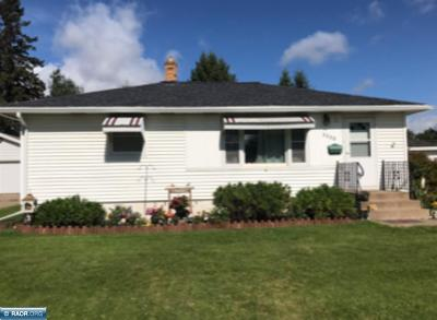 Hibbing, Chisholm Single Family Home For Sale: 3330 Outer Drive