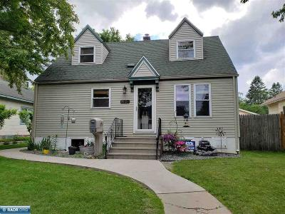 Hibbing, Chisholm Single Family Home For Sale: 3121 2nd Ave. W.