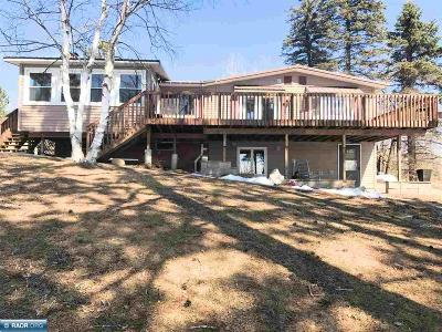 Itasca County Single Family Home For Sale: 18763 County Road 532