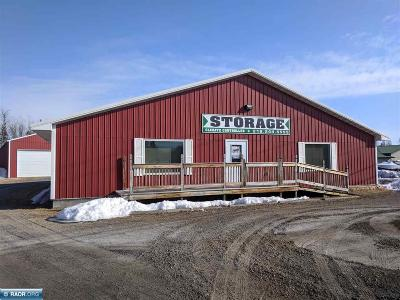 Koochiching County Commercial For Sale: 3655 Highway 11 E