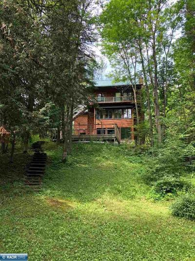 Koochiching County Single Family Home For Sale: 2002 Hwy 11