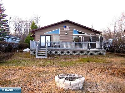 Side Lake MN Single Family Home Seller Taking B/Up Offers: $279,000