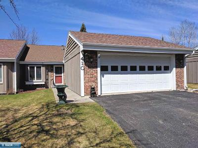 International Falls MN Single Family Home For Sale: $159,900