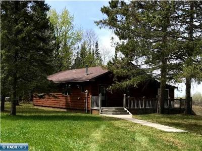 Koochiching County Single Family Home For Sale: 6441 Highway 11 W