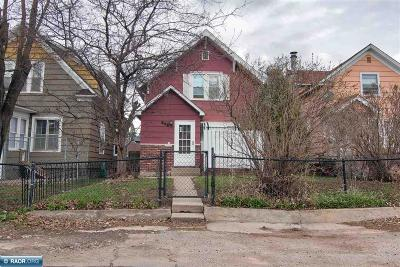 Single Family Home For Sale: 315 S 8 1/2 Street