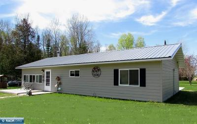 Single Family Home For Sale: 3310 County Road 24