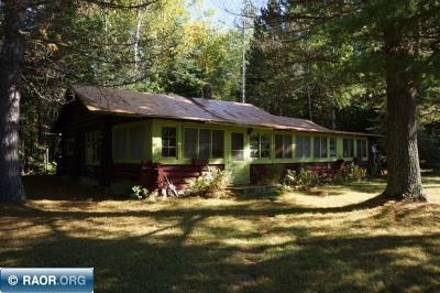 Single Family Home For Sale: 608 Crane Lake Narrows