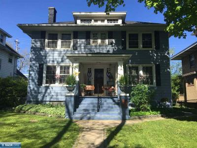 Hibbing, Chisholm Single Family Home For Sale: 2109 2nd Ave. E.