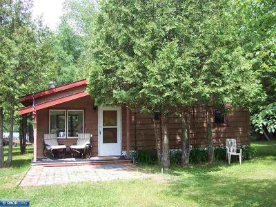 Hibbing, Chisholm Single Family Home For Sale: 2532 Billing Road