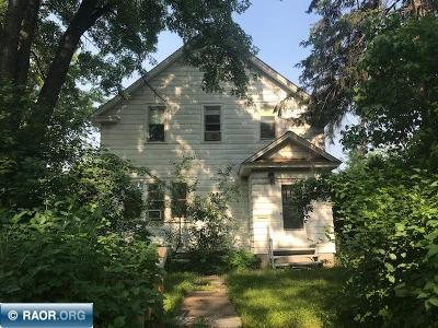 Hibbing, Chisholm Single Family Home For Sale: 2129 12th Ave. E.