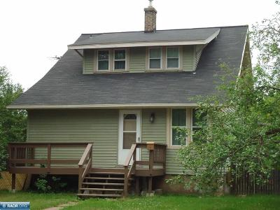 Hibbing, Chisholm Single Family Home Seller Taking B/Up Offers: 2614 7th Ave. E