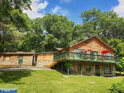 Koochiching County Single Family Home For Sale: 2822 Town Road 273
