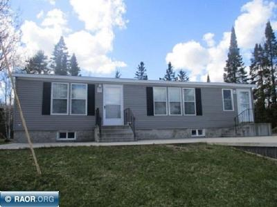 Hibbing, Chisholm Single Family Home For Sale: 6596 Dewey Point Rd