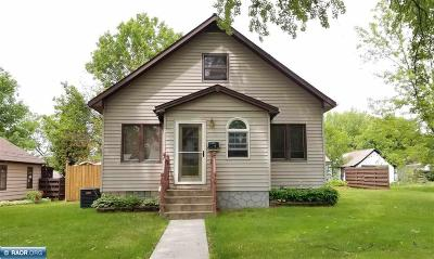 Hibbing, Chisholm Single Family Home For Sale: 524 6th St. NW