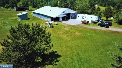 Itasca County Single Family Home For Sale: 44671 State Highway 65