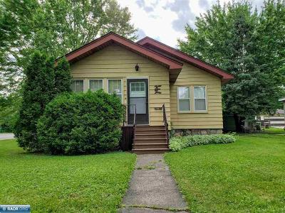 Hibbing, Chisholm Single Family Home For Sale: 2731 6th Ave. E.