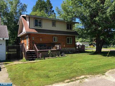 Koochiching County Single Family Home For Sale: 420 Spruce Street